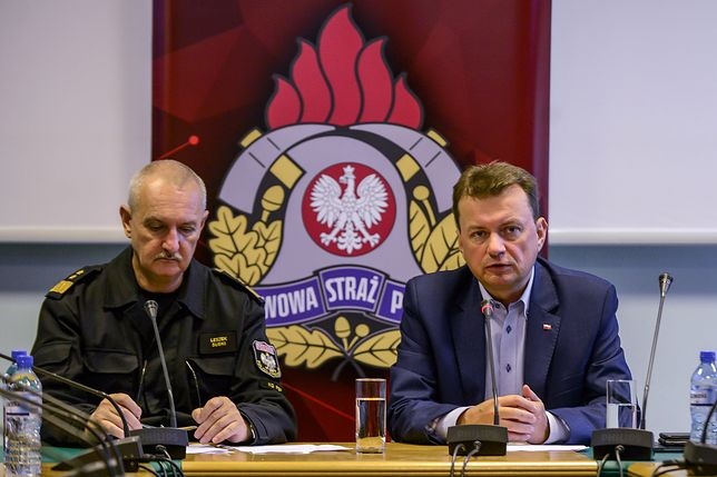 """MSWiA odpiera zarzuty Schetyny ws. pomocy poszkodowanym podczas nawałnic. """"Uprawianie propagandy"""""""