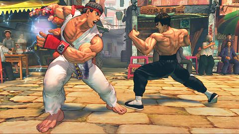 Street Fighter IV - recenzja