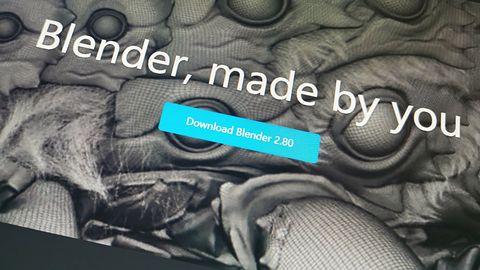 Blender 2.80, czyli rewolucja w kultowym edytorze grafiki trójwymiarowej