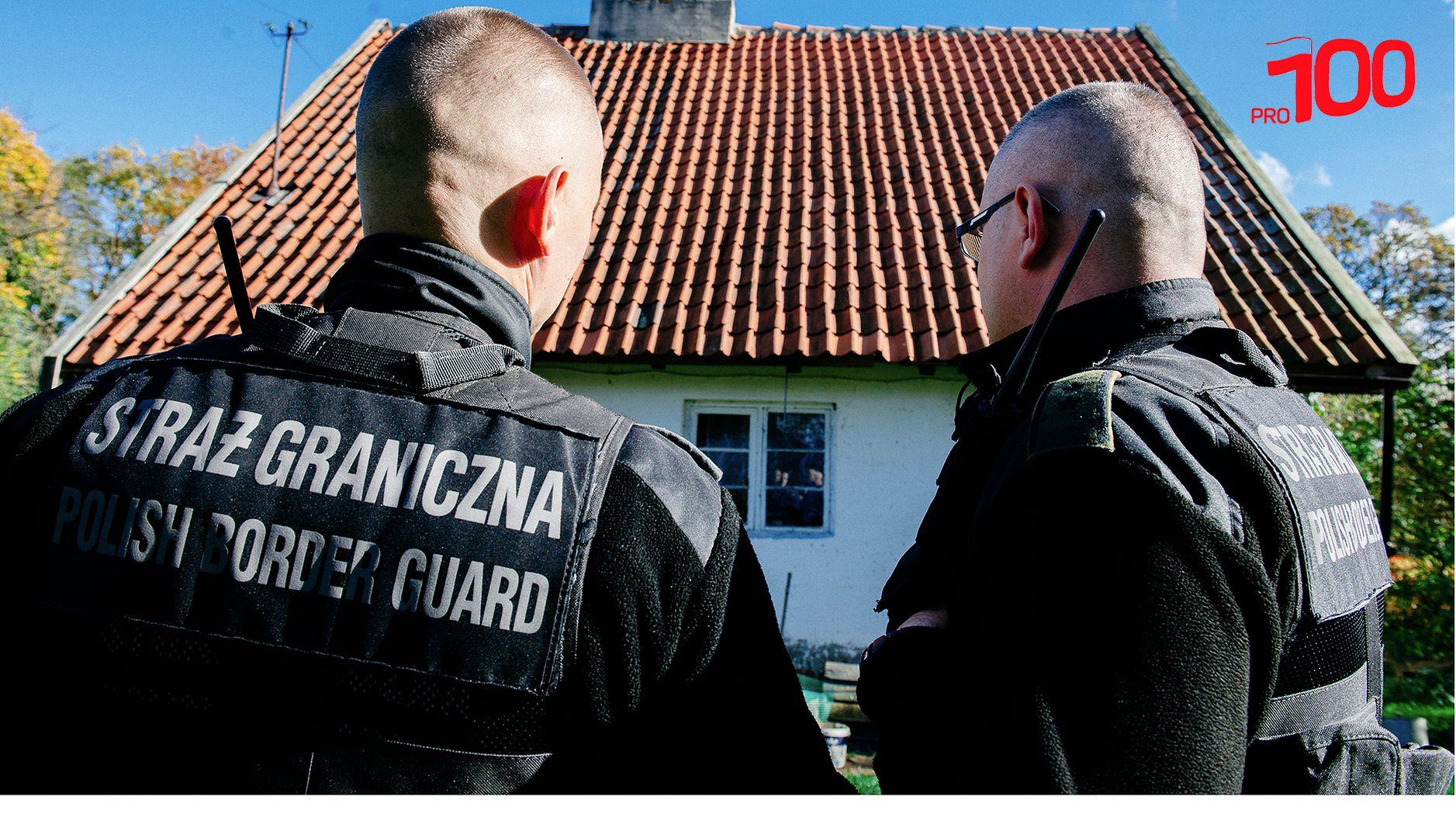 Wzruszająca akcja strażników granicznych. Wyremontowali seniorce dom, teraz mają kolejny pomysł
