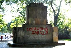 Specyficzne uczczenie rocznicy sowieckiej agresji na Polskę
