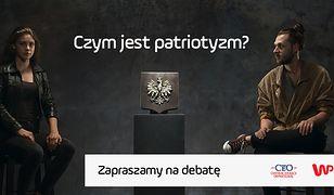 Debata: czym jest patriotyzm?