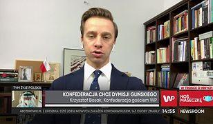 Krzysztof Bosak: Zepsuto nam Święto Niepodległości