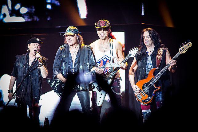 Scorpions zagrają w Gdańsku!