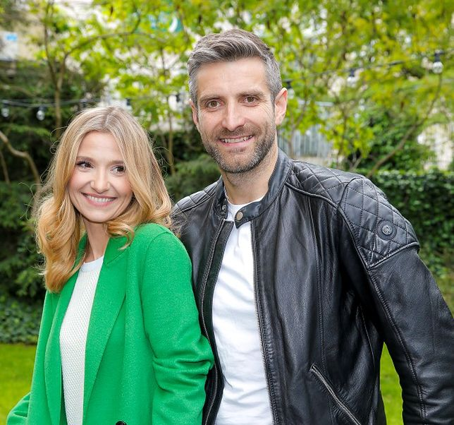 Joanna Koroniewska i Maciej Dowbor są razem od ponad 20 lat