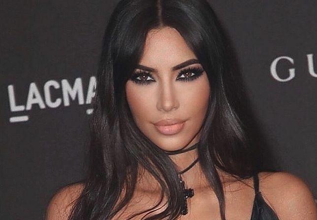 Kim Kardashian lubi chwalić się swoimi dziećmi.