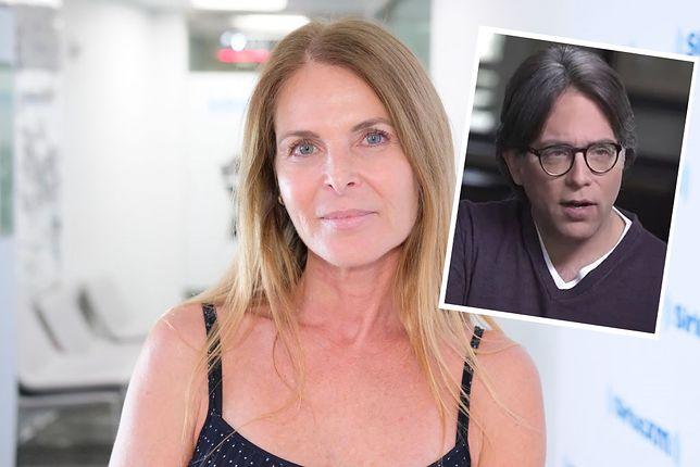 Catherine Oxenberg odetchnęła po usłyszeniu wyroku