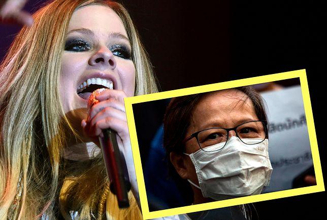 Avril Lavigne odwołuje koncerty w Azji. Miała ich dać 12