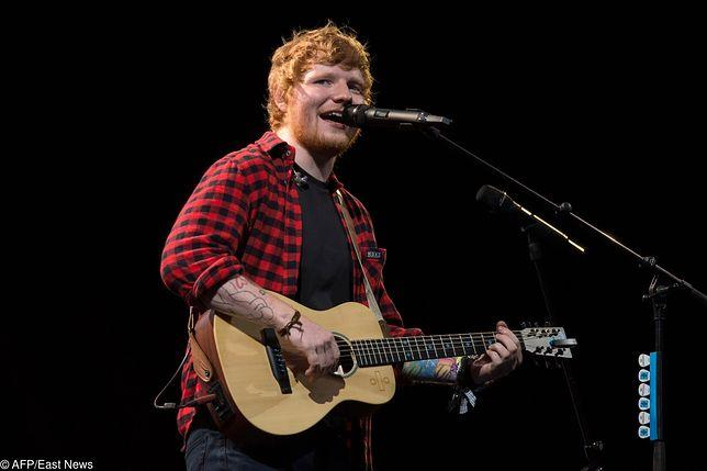 Ed Sheeran wystąpi w Warszawie