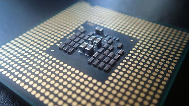 W procesorze może znajdować się nawet 0,5 grama złota