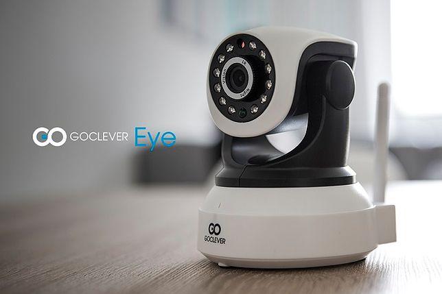 Niedroga kamera do zdalnego monitorowania domu - Goclever Eye