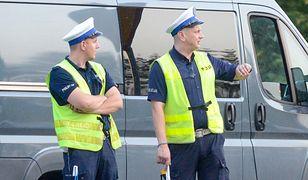 Wypadek w Warszawie. Policja zatrzymała pijanego kierowcę.