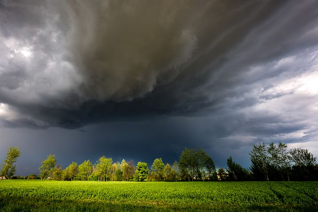 Pogoda na dziś - czwartek 13 czerwca. Burze i opady deszczu we Wrocławiu i Krakowie