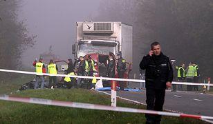Ustalono tożsamość czterech ofiar wypadku
