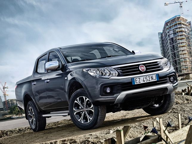Top 5: pickupy na polskim rynku