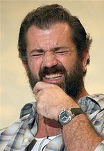 Warzywne szczęście Mela Gibsona