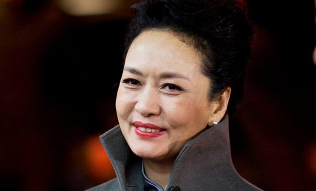 Pierwsza Dama Chin zaliczyła makijażową wpadkę