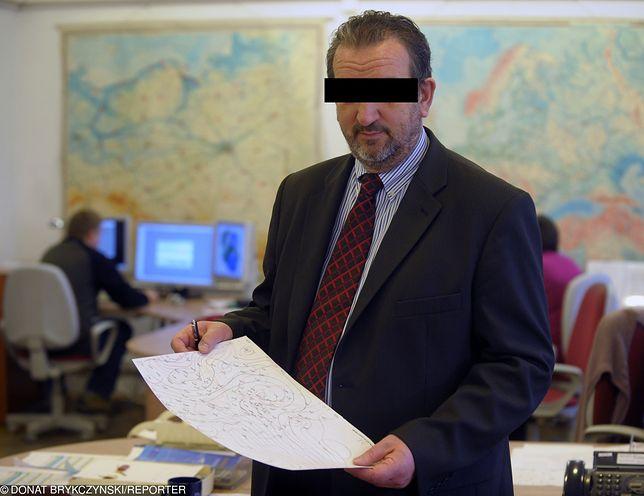 Mieczysław O. z zarzutami