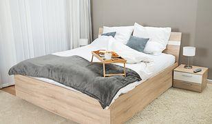 Łóżko podwójne może mieć różne wymiary