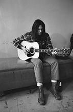 Neil Young na DVD
