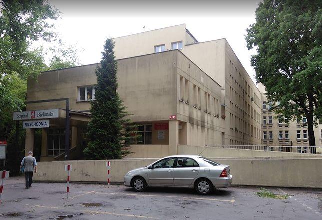 Koronawirus w Warszawie. Rzecznik Praw Pacjenta Interweniuje w Szpitalu Bielańskim