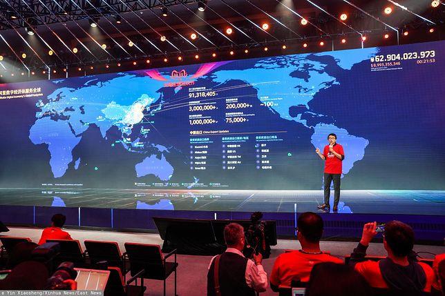 Dzień Singla w Chinach. Alibaba w ciągu godziny sprzedał towary za 50 mld zł