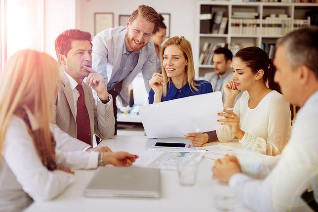 Efektywność pracy a przestrzeń biurowa