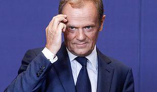 Polacy chcą, by Tusk został w Brukseli
