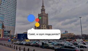 Asystent Google po polsku na coraz większej liczbie urządzeń