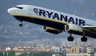 Ryanair likwiduje część zimowych połączeń z Polski