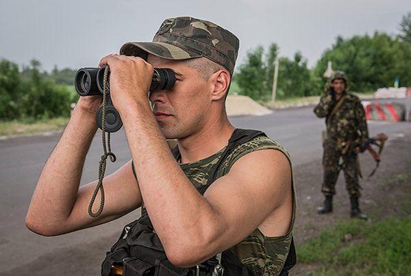 Ukraina nie widzi zmniejszenia aktywności Rosjan u swych granic