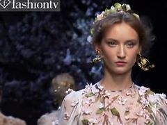 Splendor i złote monety od Dolce&Gabbana