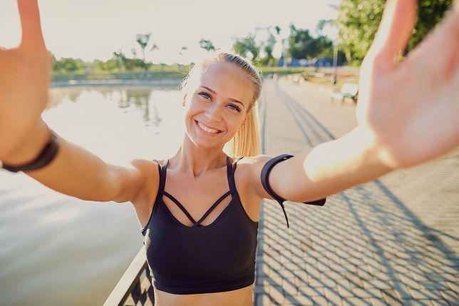 Bieganie to forma treningu, w której bardzo szybko spala się kalorie.