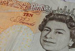 Przecena funta wyhamowała. Oto powód poprawy sytuacji brytyjskiej waluty
