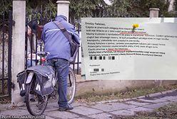 Rower dla listonosza. Dyrektor apeluje: opróżnijcie piwnice