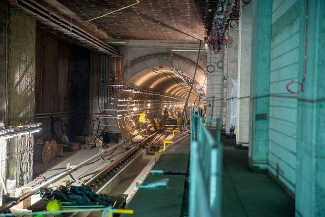 Warszawa. Miasto finansuje budowę metra