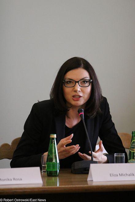 Eliza Michalik znana jest z kontrowersyjnych wypowiedzi