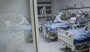 Koronawirus w Polsce. Raport ws. zajętych respiratorów i łóżek (28 kwietnia)