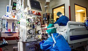 Koronawirus w Polsce. Raport Ministerstwa Zdrowia o sytuacji w szpitalach [23 kwietnia]