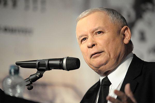 Jarosław Kaczyński: Komorowski nie miał wpływu na wybór Ewy Kopacz