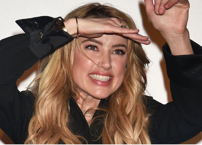 """To może być początek końca Amber Heard. Chcą ją wyciąć z """"Aquamana 2"""""""