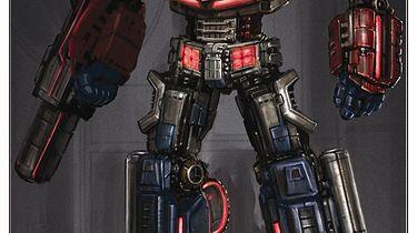 W nowych Transformersach będą roboty!