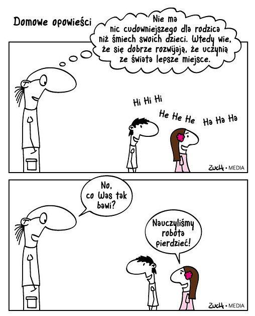 Domowe opowieści - ZUCH.pl