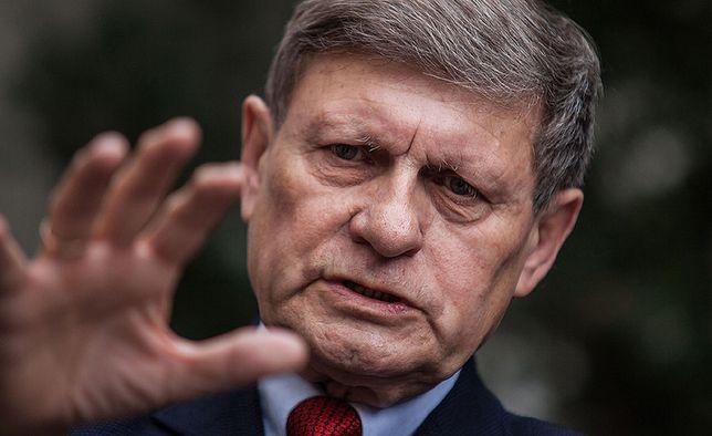 Według prof. Leszka Balcerowicza ludzie dają się nabrać na hasła polityków żądnych władzy