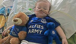 Walka o życie, które toczy ten chłopiec poruszyła miliony ludzi