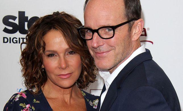 Jennifer Grey i Clark Gregg uznali, że ich małżeństwo dobiegło końca