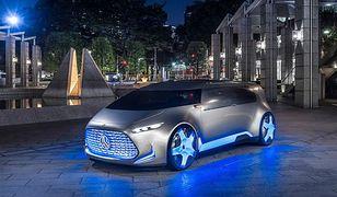 Mercedes-Benz Vision Tokyo: auto jak mieszkanie