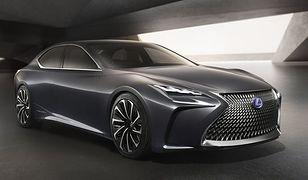 Tokijski debiut Lexusa LF-LC
