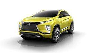 Mitsubishi eX Concept: tak będą wyglądały elektryczne SUV-y?