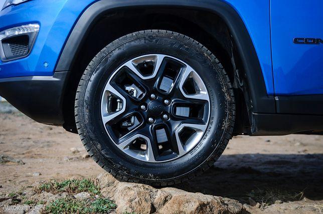 Jeep Compass (2017) - pierwsza jazda / fot. Mariusz Zmysłowski